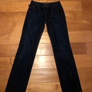 Rock & Republic Dark Denim Boot Cut Jeans